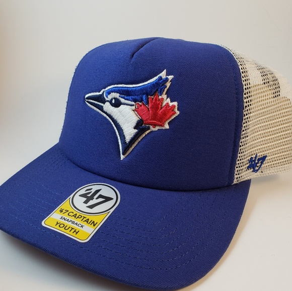 35e0918672f Toronto Blue Jay s Youth Hat 47